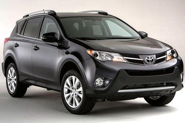 the new toyota rav4 2013 does just fine with what customers of this type of crossovers or. Black Bedroom Furniture Sets. Home Design Ideas