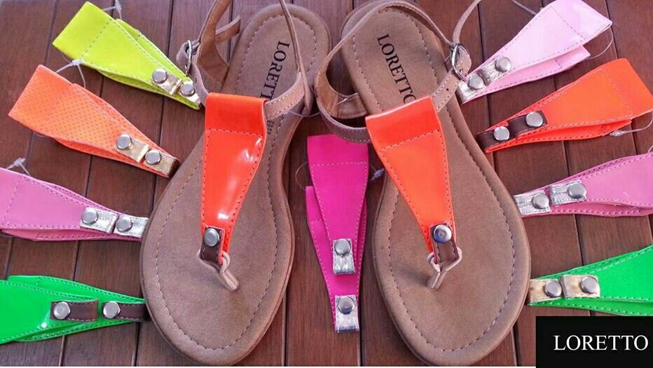 Loretto sandalias