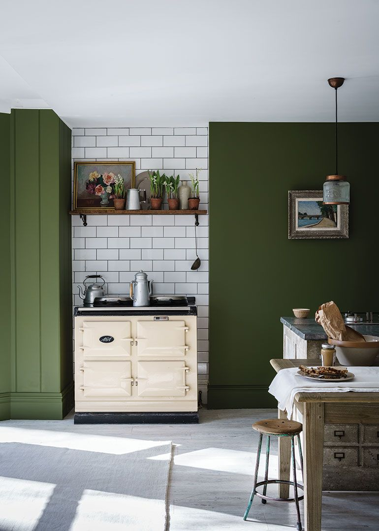 Best Farrow Ball Introduces 9 New Paint Colors Kitchen 400 x 300