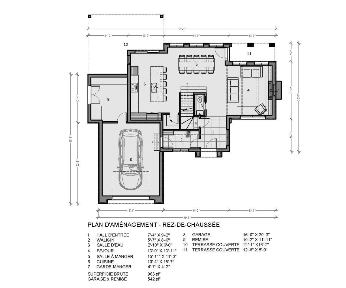 Bridgeport en 2020 | Plan maison, Maison moderne et Plans
