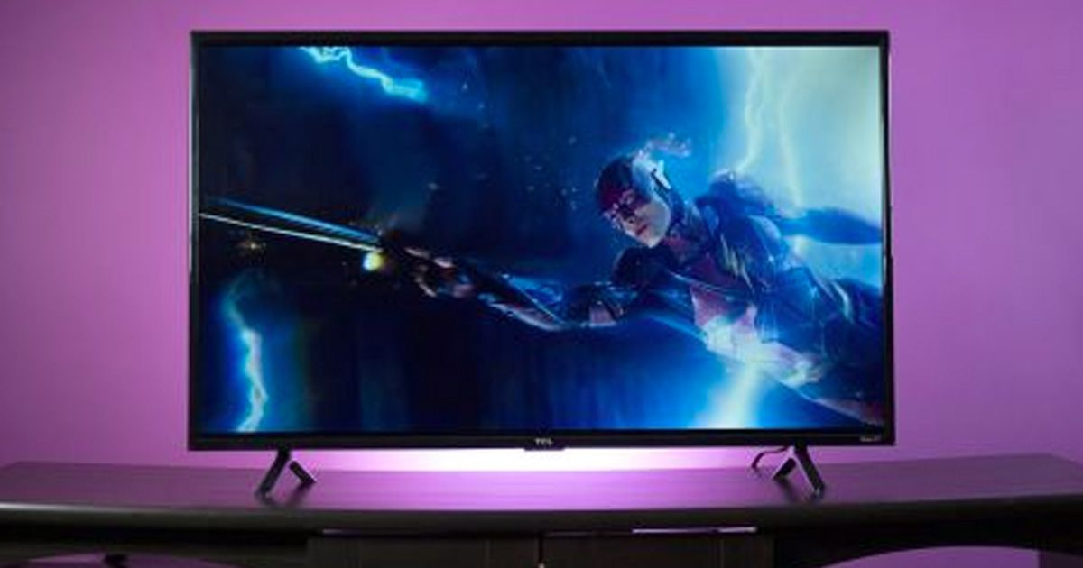 43″ TCL Roku Smart LED TV Giveaway Led tv, Tv, Tv quiz