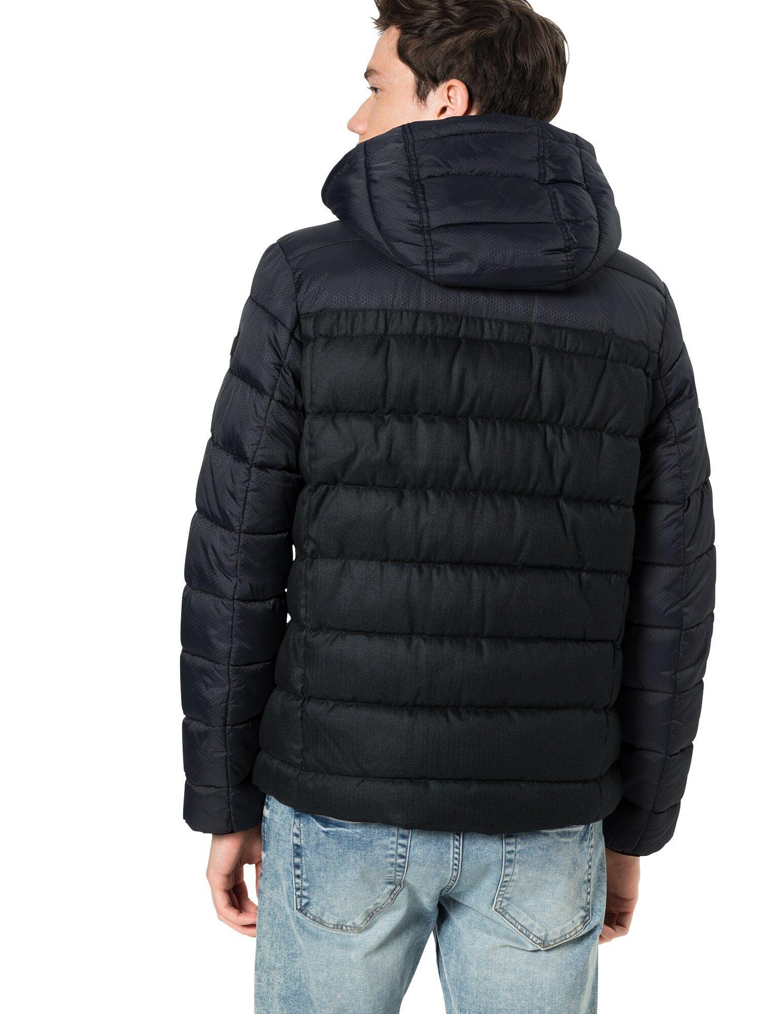 S Oliver Steppjacke Outdoor Jacke Herren Schwarz Grosse M Outdoor Jacken Herren Jacken Und Steppjacke