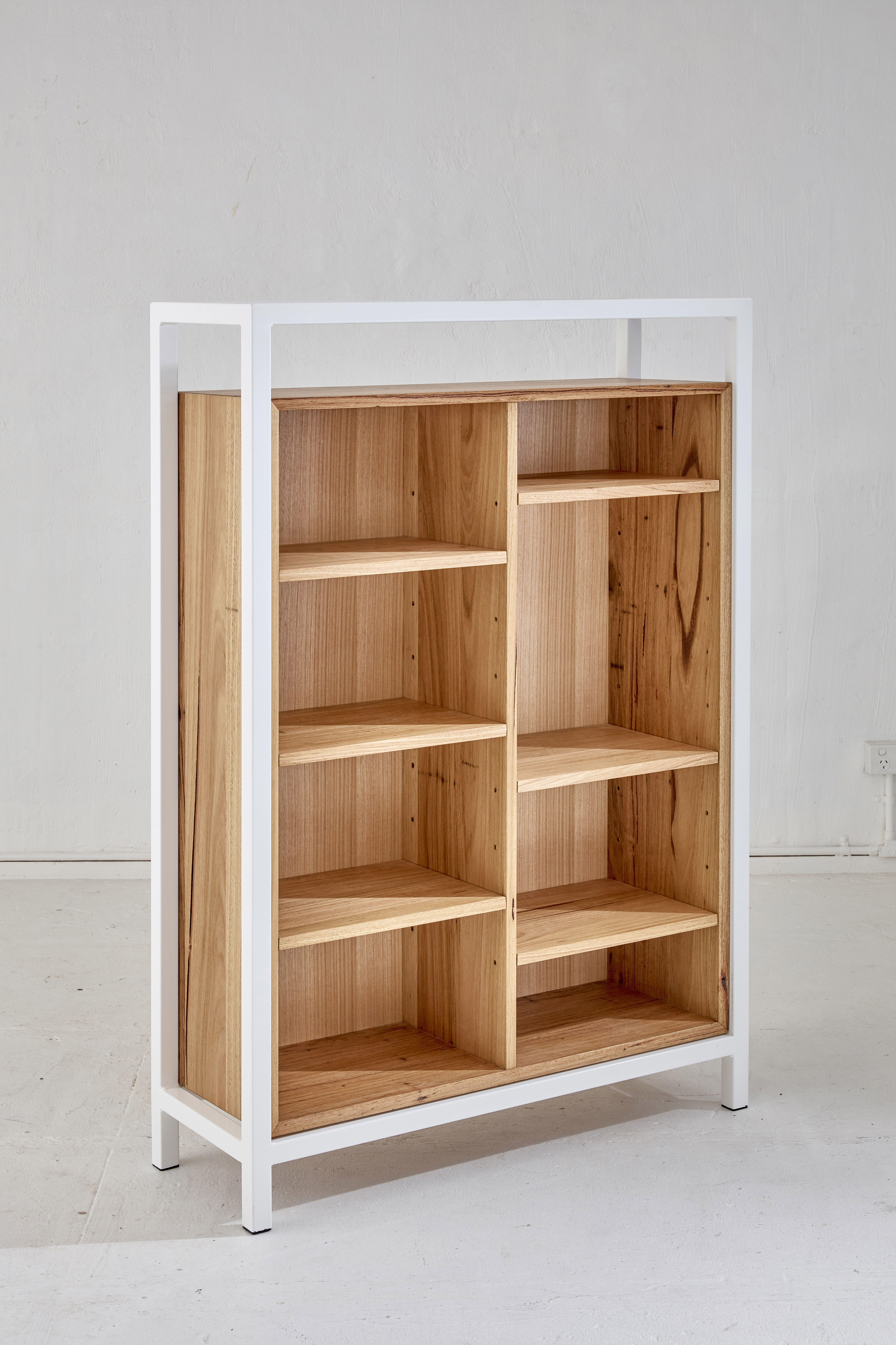Modern Book Shelf Loughlin Furniture & Modern Book Shelf Loughlin Furniture | Timber Storage | Pinterest ...