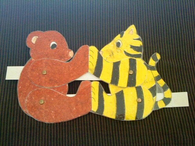 zu den büchern tigerbär von janosch  tiger und bär bär