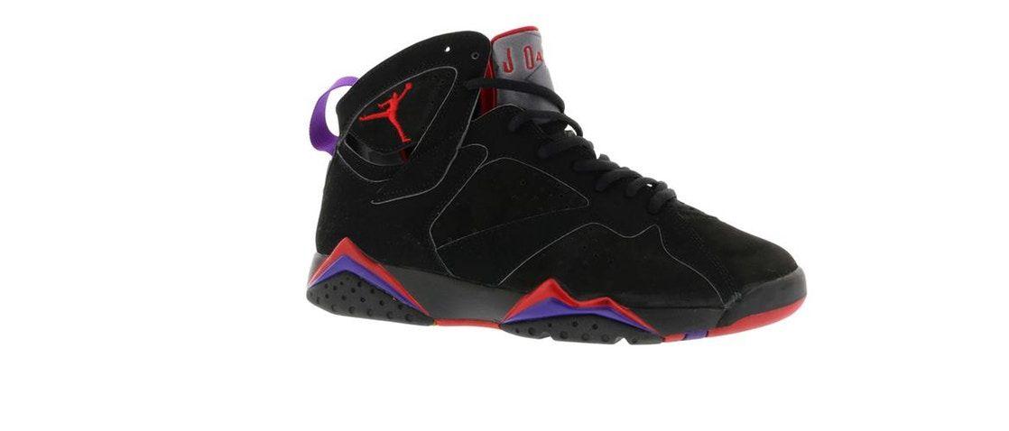 timeless design ed2b3 986f6 Jordan 7 Retro Raptors (2002) in 2019   swag shoes g unit ...