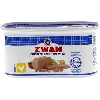 Buy online #Zwan Chicken Luncheon Meat 200 gm #Canned Meat @ luluwebstore.com