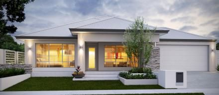Single storey home designs in perth apg homes for Single story facades