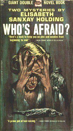 Who's Afraid? by Elisabeth Sanxay Holding