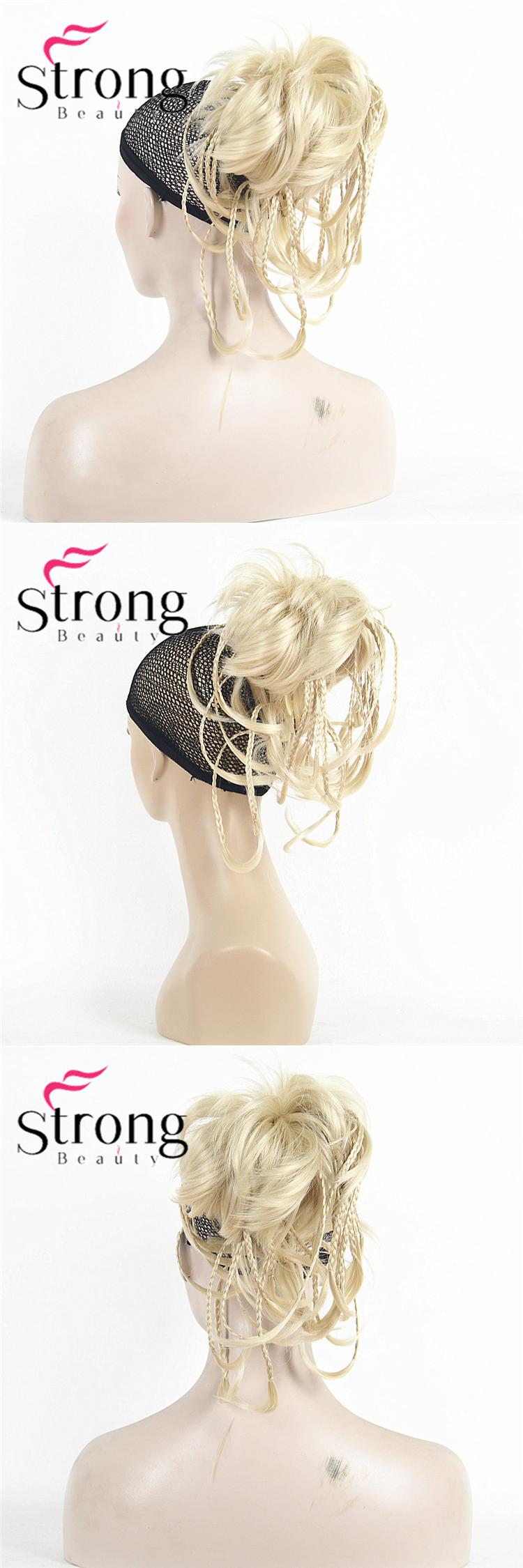 Visit To Buy 12 Inch Adjustable Messy Style Ponytail Hair Extension Synthetic