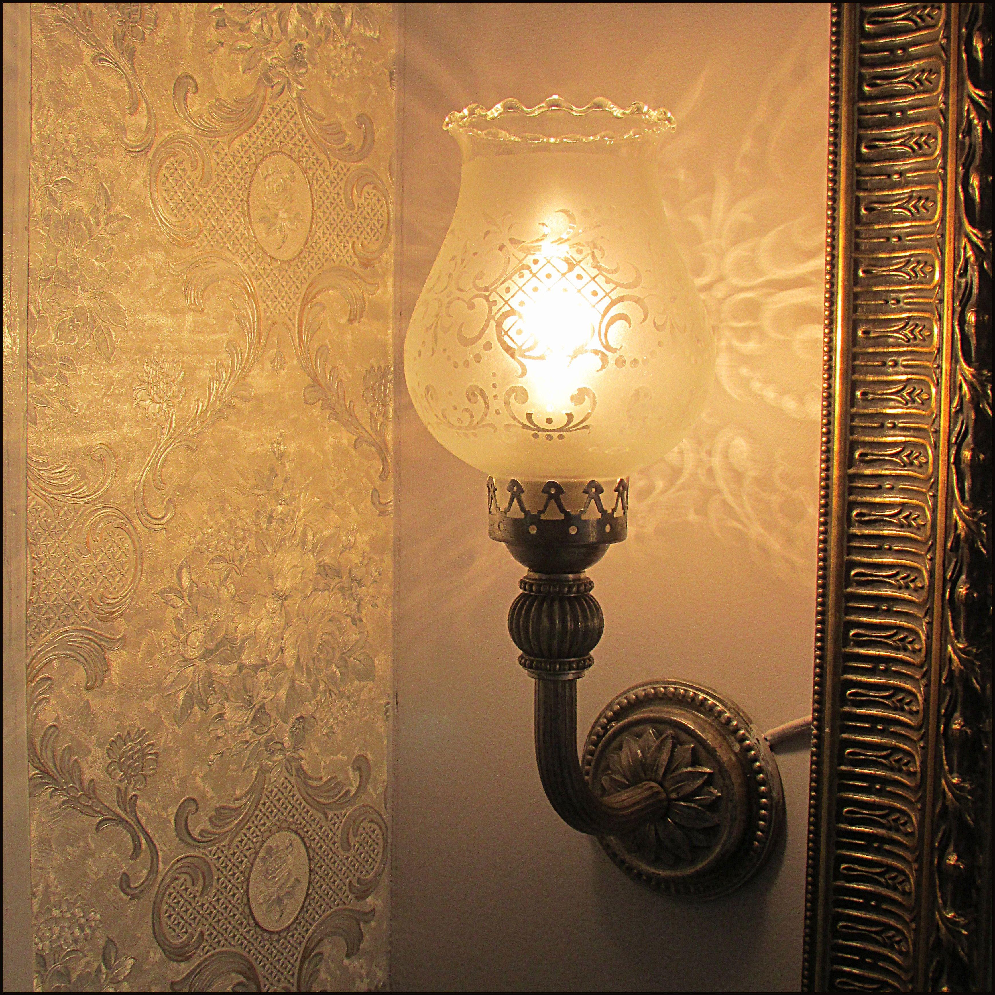Chambre Louis XV Room Bathroom, salle de bain