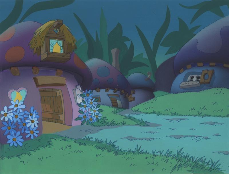 Image Result For Smurfs Background Backgrounds Smurfs