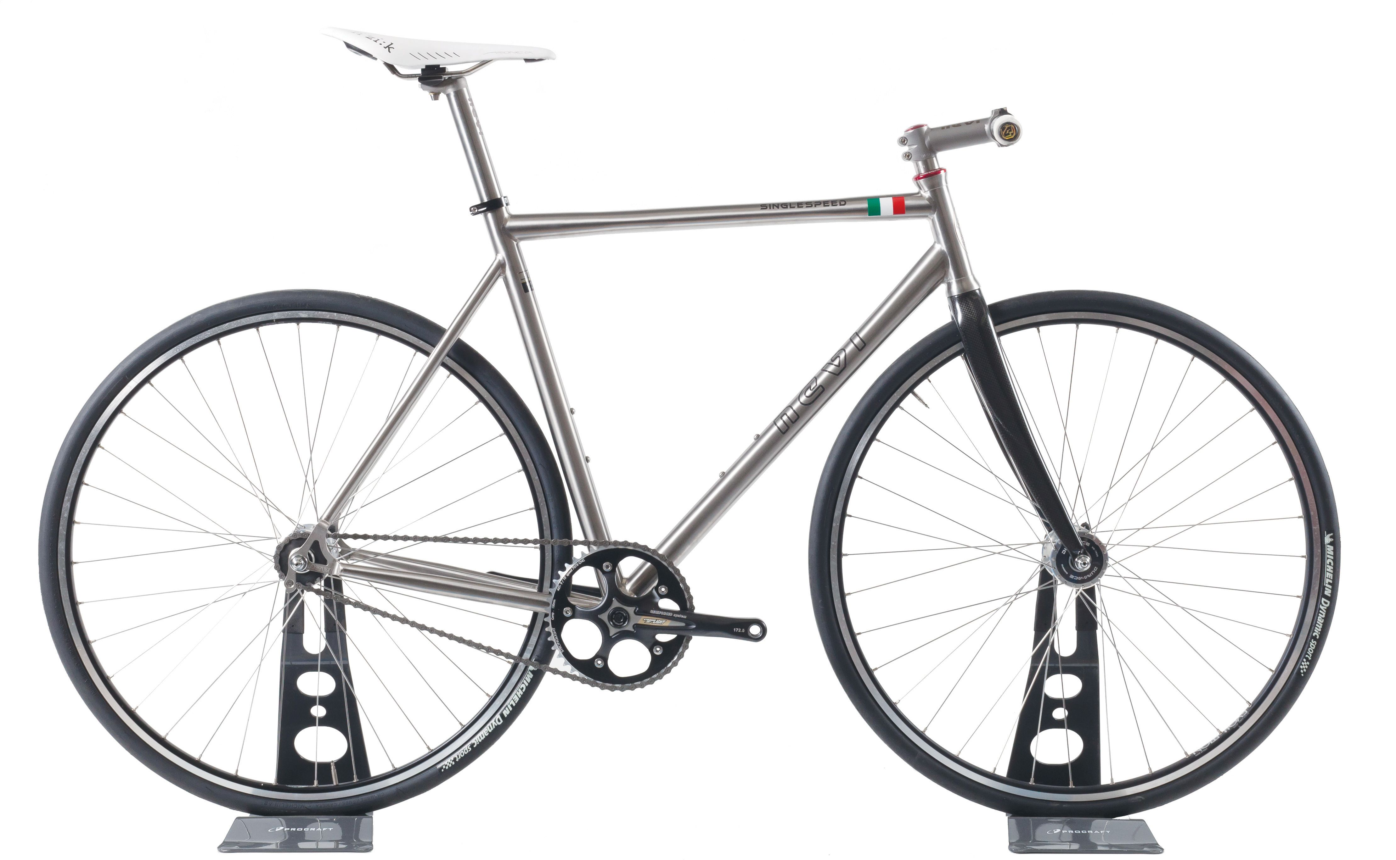 Titanium Bicycles #Italian Single Speed $4, 400 | Bikes | Pinterest ...