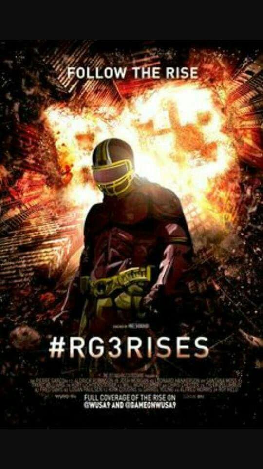 HE's BACK!!! #Hail Yeah #HTTR 4Eva #Redskins 4Lyfe