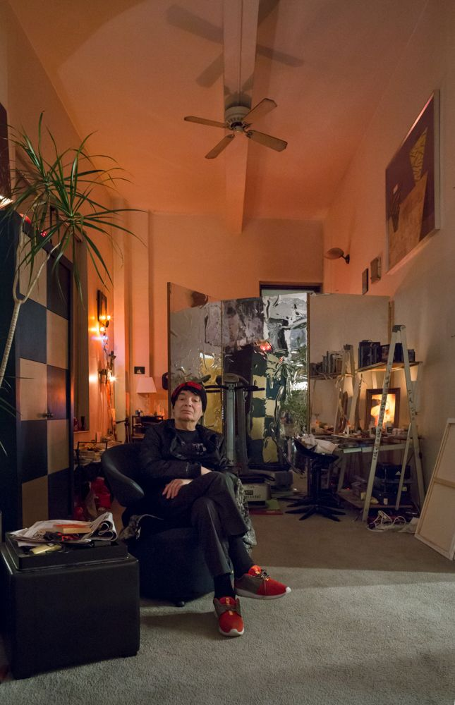 Alan Vega New York City Punk Icon Spent Over A Decade Convinced That No