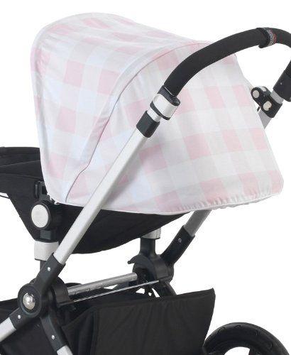 Cambrass Ocean - Capota para silla de paseo, color rosa