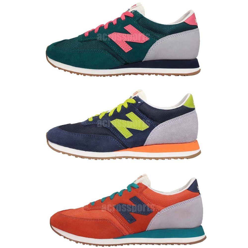 Suede NB Womens Retro Sneakers Running