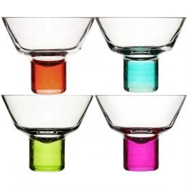Does your dad love a martini? How about these martini glasses? #fathersday #cocktails