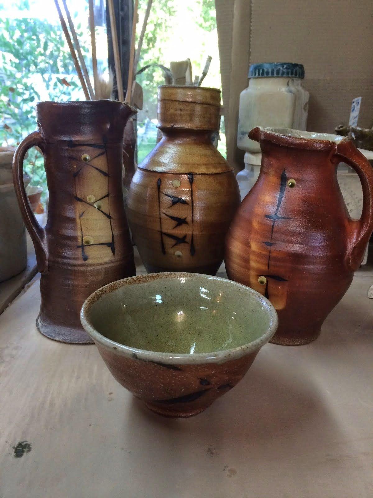 Pottery Pottery Pottery Pitcher Clay Ceramics