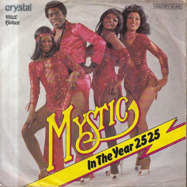 Mystic- In The Year 2525 (Vinyl,7'')