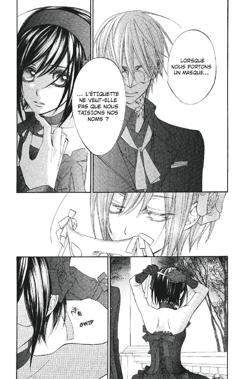 Scan Vampire Knight Tome 18 Vf Page 144