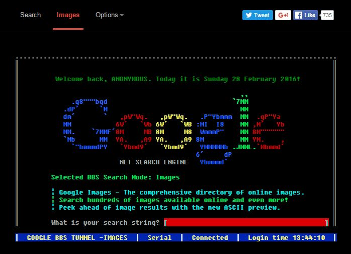 google 1980 see blog website of the day february 2016