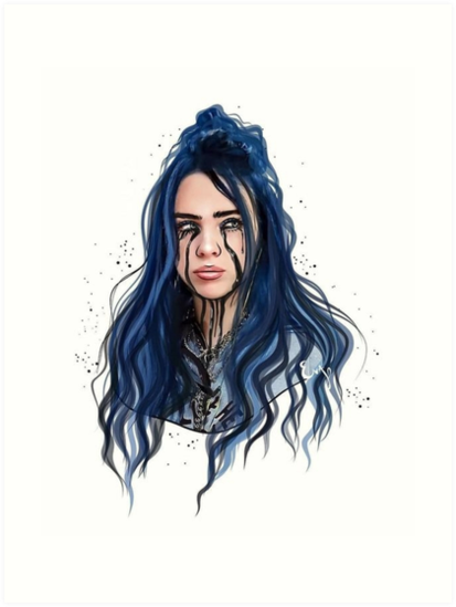 Millions Of Unique Designs By Independent Artists Find Your Thing Billie Billie Eilish Pretty