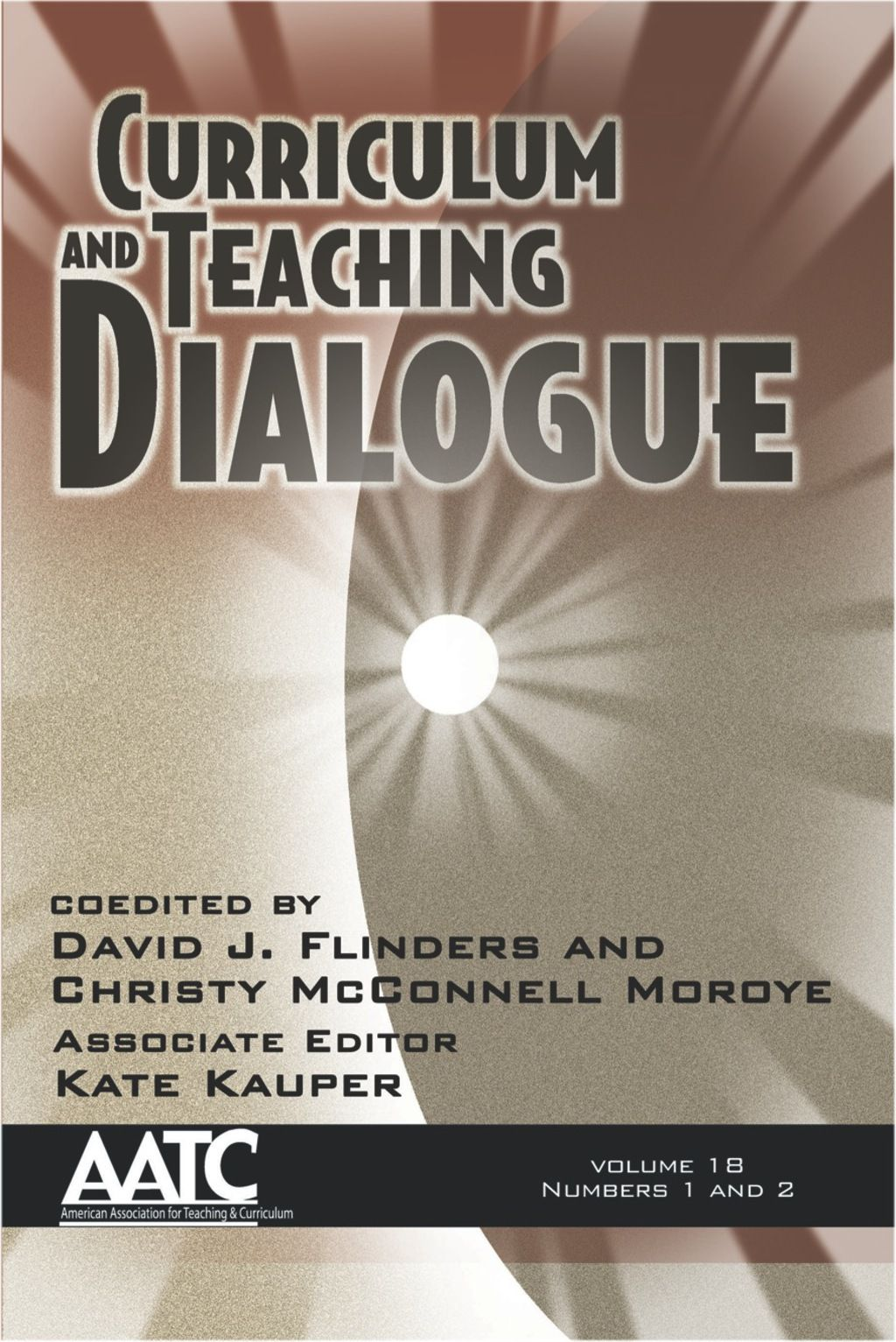 Curriculum and Teaching Dialogue Vol  18  1 & 2 (eBook Rental) is part of Teaching dialogue, Curriculum, Teaching, Dialogue, Ebook, Information age - eBook Rental  By David J  Flinders,  Christy M  Moroye PRINT ISBN 9781681236537 ETEXT ISBN 9781681236544 Edition 0