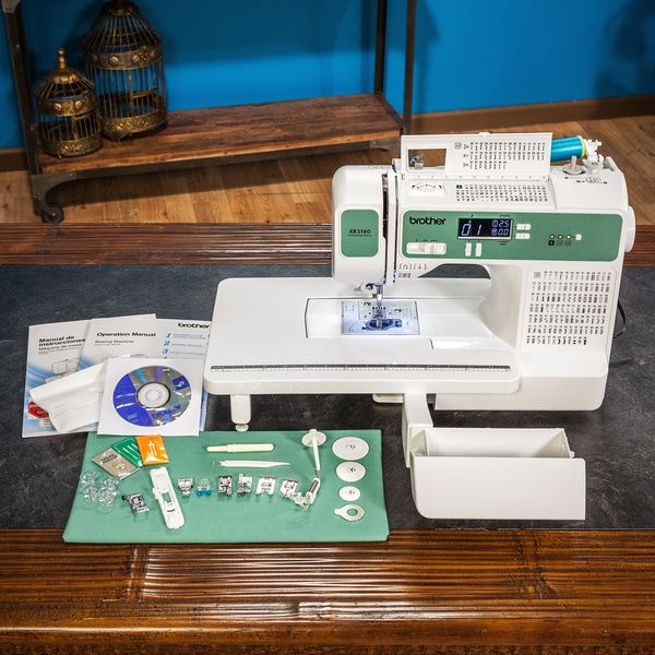 Brother XR40 40stitch Computerized Sewing And Quilting Machine Best Brother Xr3140 Sewing Machine