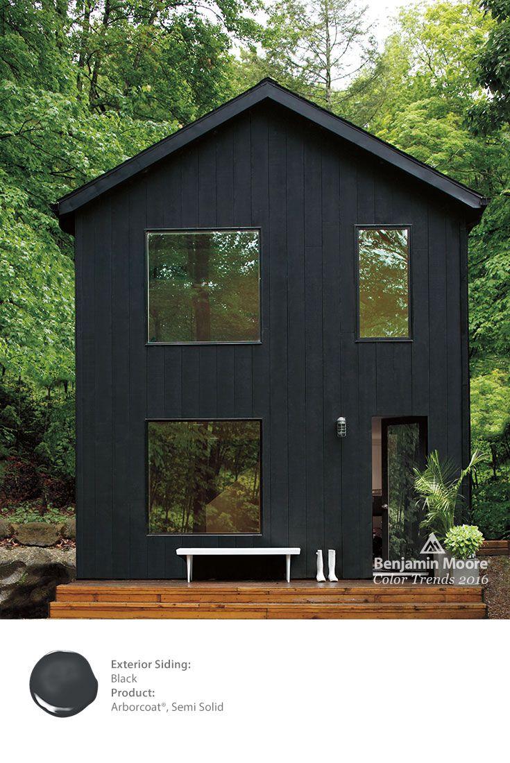 Color Overview Black House Exterior House Designs Exterior