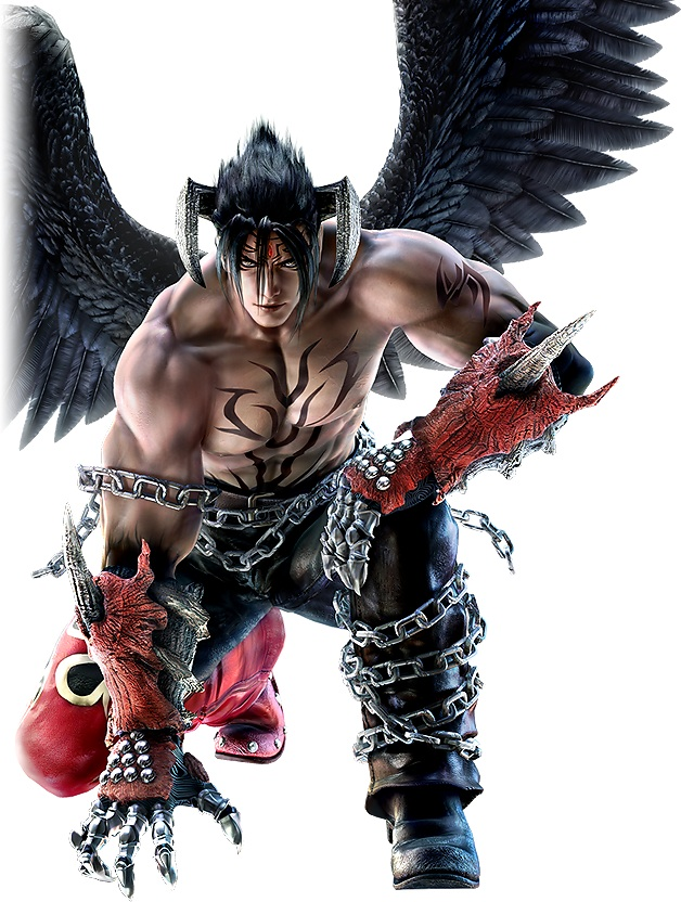 Tekken Male Characters Pictures Google Search Jin Kazama