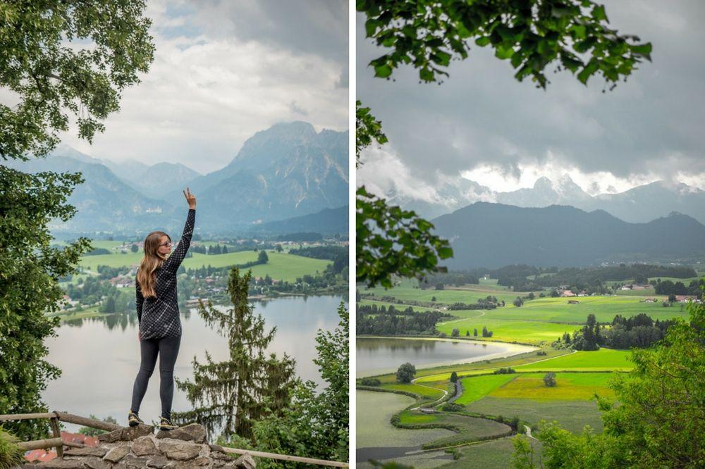 Fussen Im Allgau Neuschwanstein Mountainbiken Wandern Und Mehr Neuschwanstein Allgau Urlaub Reise Inspiration