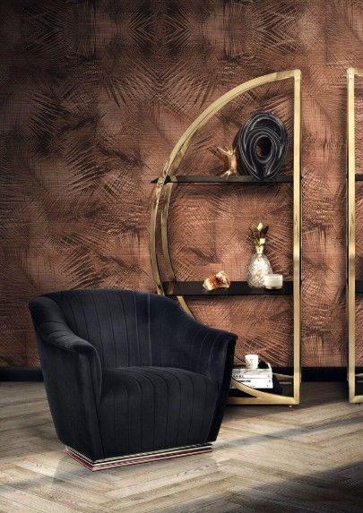 5 Erstaunliche Samt Stühle für kleine Wohnzimmer Interiors
