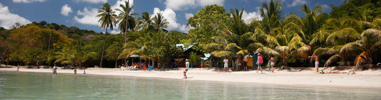 Hotel on Isla de Providencia