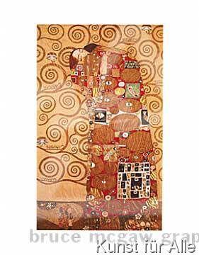 Gustav Klimt - Fulfillment