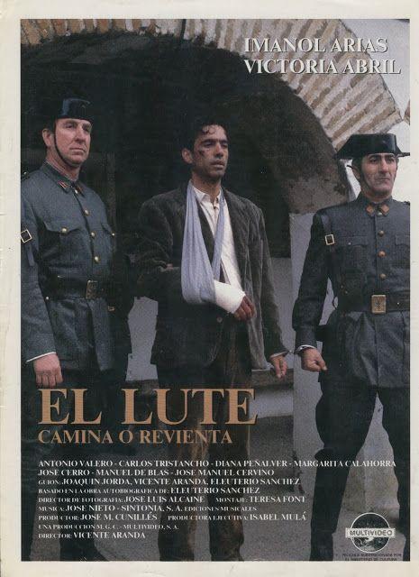 El Lute 1987 Peliculas Cine Peliculas De Culto Carteles De Cine