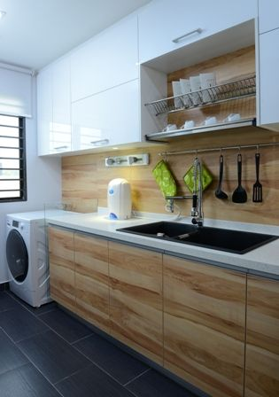 Idea Untuk Membina Kabinet Dapur Dengan Bajet Rendah Dekor Impiana Kitchen Cabinets