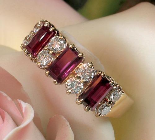 Cartier Ruby Jewelry