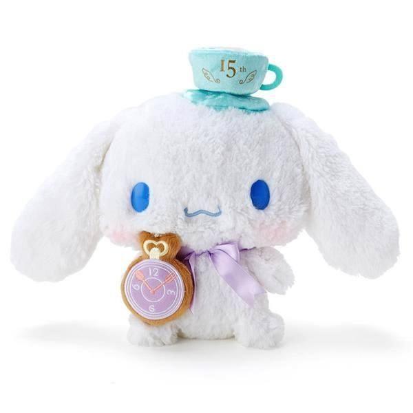 Cinnamoroll Teatime Bunny Plush Alice in Wonderland #bunnyplush Cinnamoroll Teatime Bunny Plush Alice in Wonderland | DDLG Playground #bunnyplush