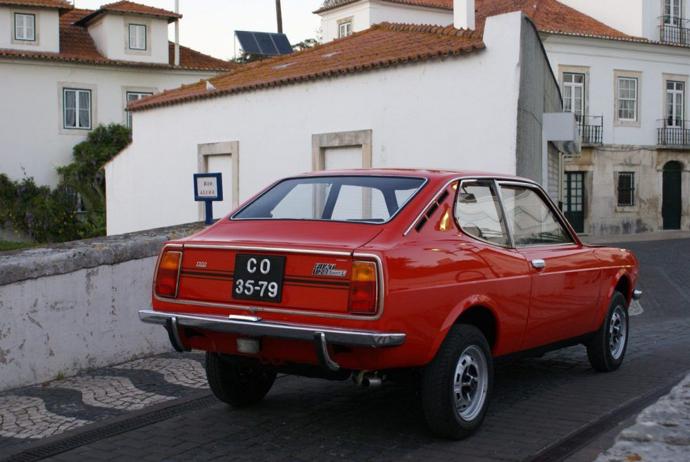 Father S Stories Lead To Son S Fiat Restoration Fiat Fiat 128