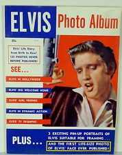 ELVIS PRESLEY- STUNNING CONDITION FOR THIS RARE MAGAZINE