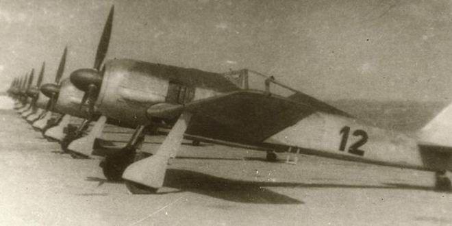 Kayseri'de 50'den fazla gömülü savaş uçağı tespit edildi. Focke-Wulf FW-190 tipi uçakların ABD'nin d...