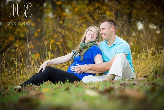 Valley Forge Park Maternity Photography | ME Photo & Design | Philadelphia, PA Photographer | Media, PA | Phoenixville, PA