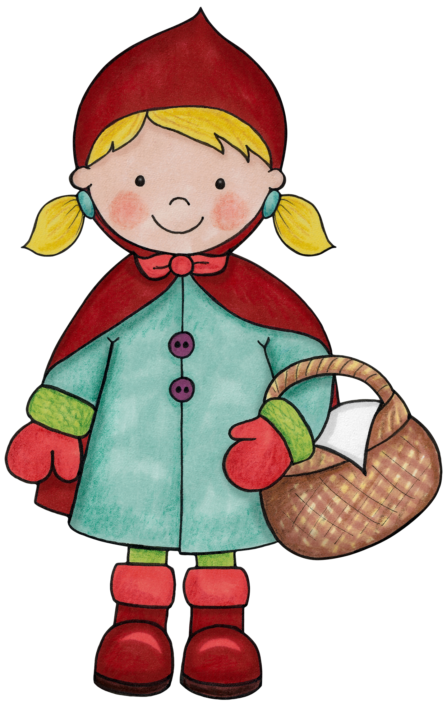 Little Red Riding Hood - Enchanted Forest / Woodlands Party | CONTE ...
