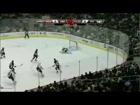 Video of highlights and saves from Marc Andre Fleury goaltender from the Pittsburgh Penguins.    Videos from NHL  I do not own any videos they belong to NHL or any audio. No copyright purposes intended.