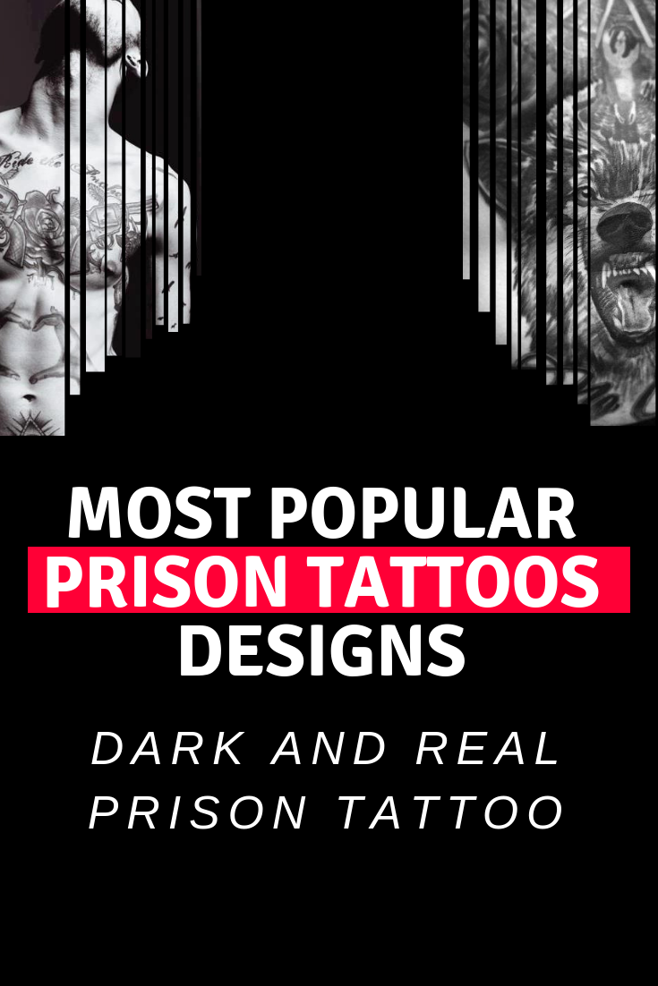 Tattoos for men Dark tattoos for men, Prison tattoos