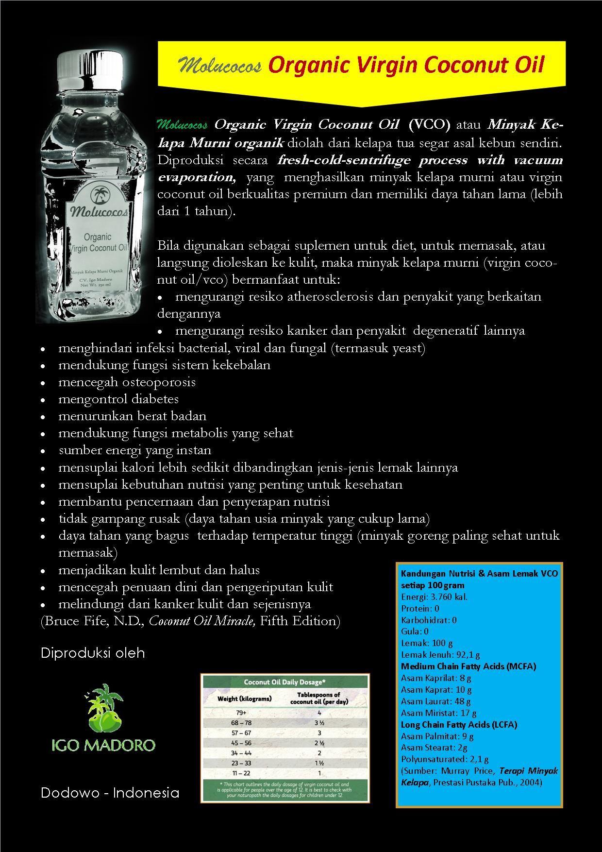 House Of Organix Extra Virgin Coconut Oil 1 Litre Minyak Kelapa Vico Bagoes Vco 1l Liter