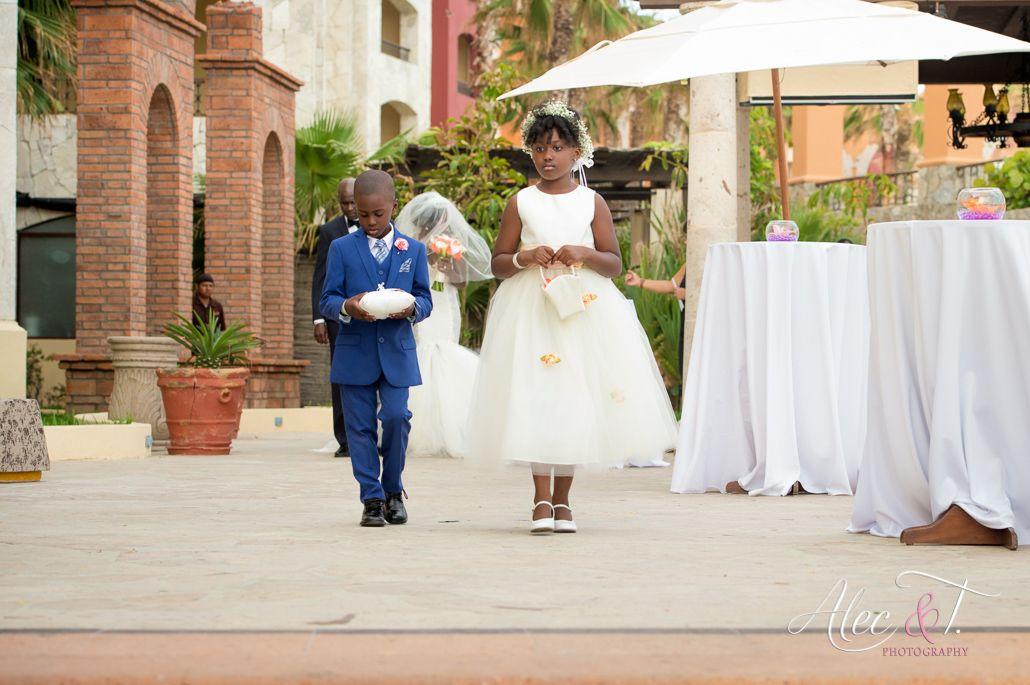 Cabo San Lucas Weddings Hacienda Encantada Alec And T