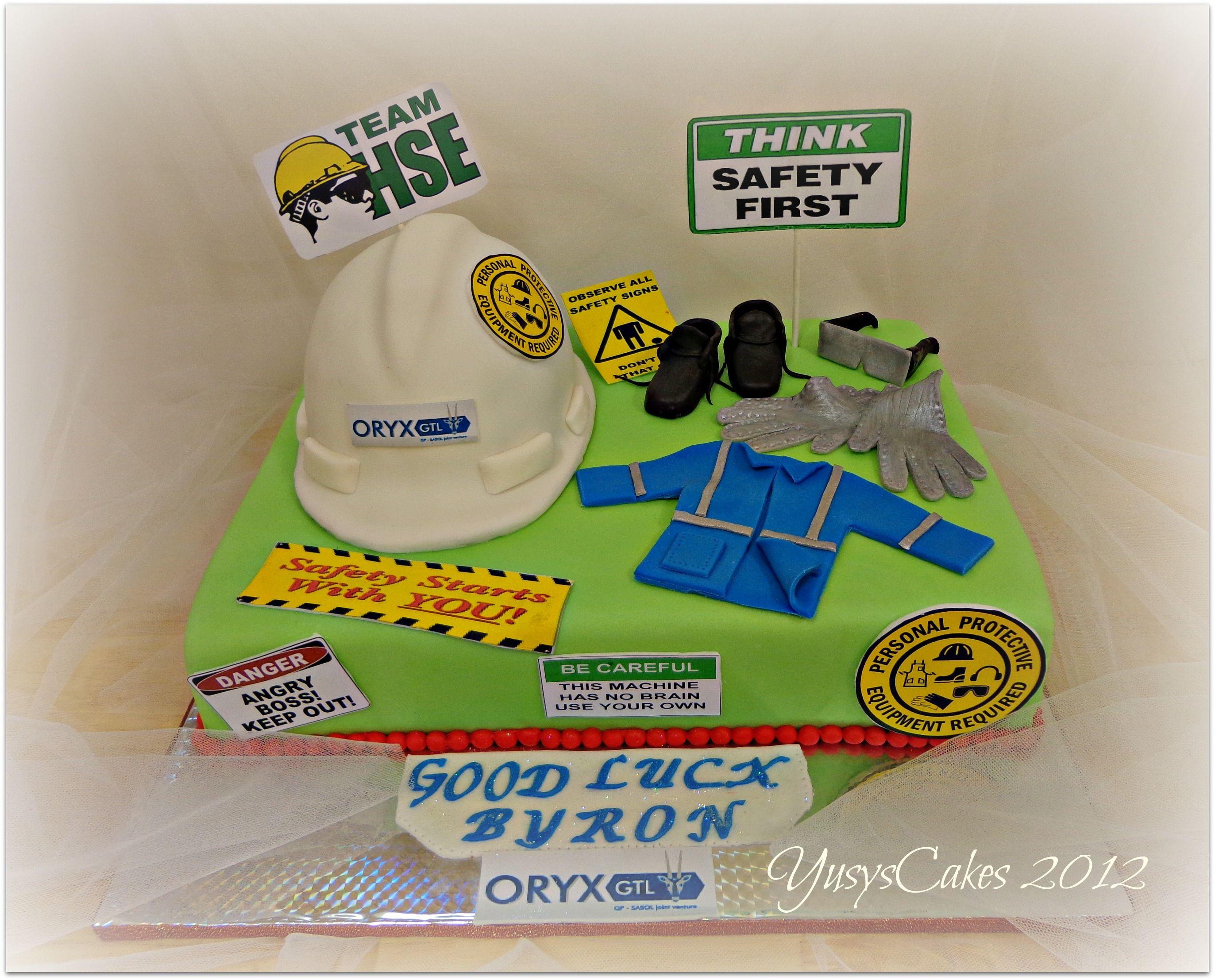 Safety Cake