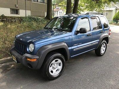 2003 Jeep Liberty SPORT 2003 JEEP LIBERTY 4X4 GREAT JEEP