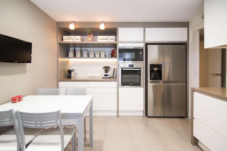 Reforma integral de un piso situado en la zona de sarri - Reformas de pisos barcelona ...
